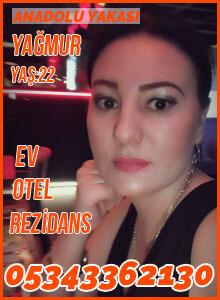 Anadolu Yakası Escort