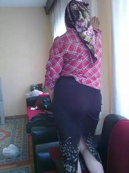 Pendik Otelde Anal Yapan Tesettürlü Escort Bayan Ferhunde - Image 1