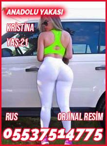 Anadolu Yakası Rus Escort Bayan Kristina