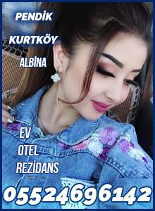 Pendik Kurtköy Escort Bayan Albina