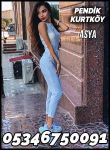 Pendik Kurtköy Escort Bayan Asya