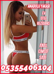 Anadolu Yakası Escort Bayan Sabi