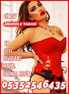 Anadolu Yakası Escort Bayan Hazal